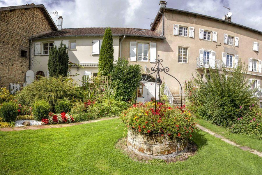 L'établissement CHEZ PIERRE à Remoncourt dans les Vosges - Gite88CHEZ PIERRE